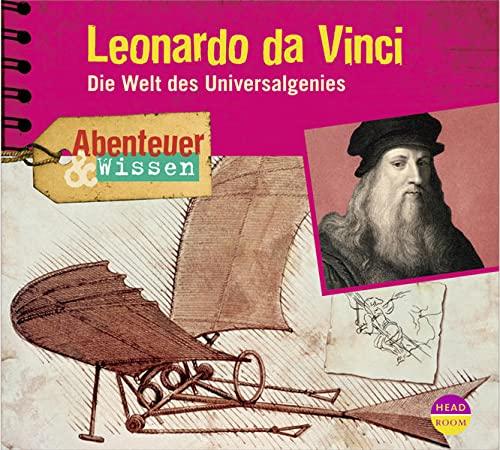 9783942175227: Abenteuer & Wissen: Leonardo da Vinci. Die Welt des Universalgenies