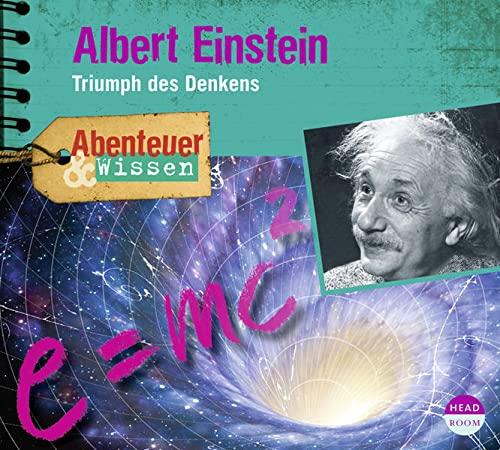 9783942175357: Albert Einstein: Triumph des Denkens