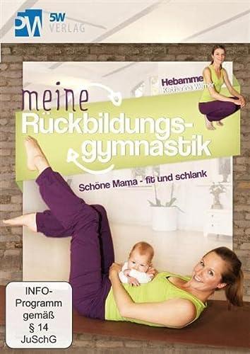 9783942177054: Meine Rückbildungsgymnastik - Schöne Mama fit und schlank --- Das Standardwerk: entwickelt von Hebamme Katharina Werner und empfohlen von familie.de --- [Alemania] [DVD]