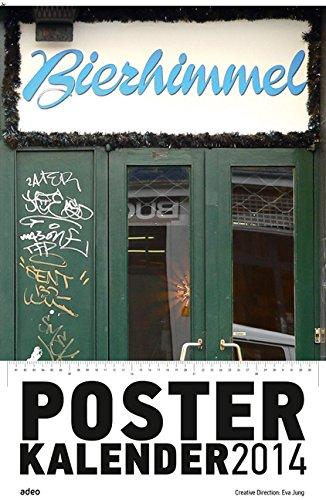 9783942208949: Posterkalender 2014: Poster-Wandkalender