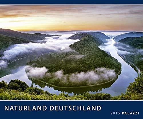 9783942231480: Naturland Deutschland 2015