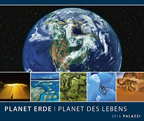 9783942231602: Planet Erde - Planet des Lebens 2016