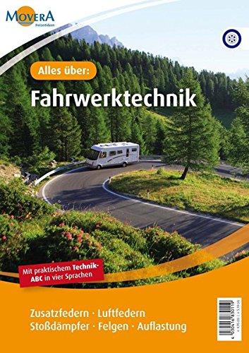 Alles über: Fahrwerktechnik für Reisefahrzeuge: Michael Schrapp