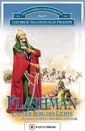 9783942270991: Flashman und der Berg des Lichts