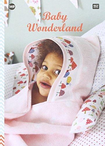 9783942284813: Baby Wonderland: 59 Stickideen für die liebsten Kleinen