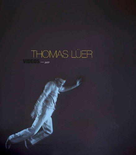 9783942311038: Thomas Lüer: Videos bis 2011. Künstlerkatalog