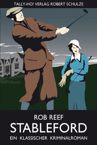 9783942316002: Stableford: Ein klassischer Kriminalroman