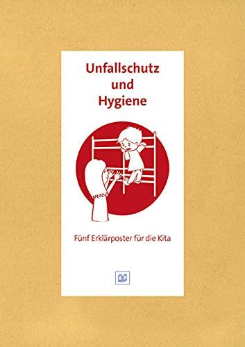 Unfallschutz und Hygiene: Fünf Erklärposter für die Kita