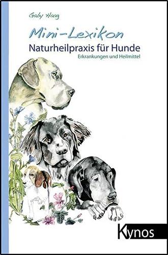 9783942335997: Mini-Lexikon Naturheilpraxis für Hunde: Erkrankungen und Heilmittel