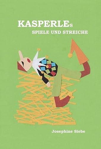 9783942378277: Kasperles Spiele und Streiche