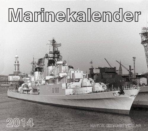 9783942391313: Marinekalender 2014