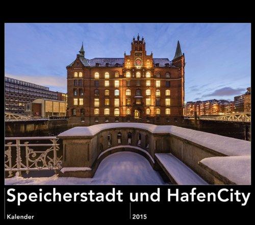 9783942391368: Hamburg Speicherstadt und HafenCity 2015
