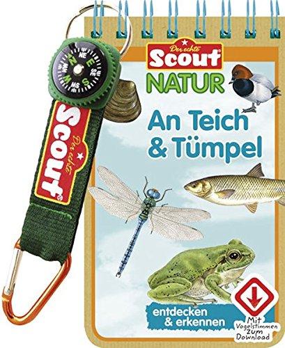 9783942453394: Scout Natur - An Teich & Tümpel