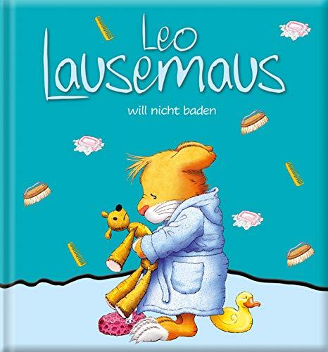 9783942453530: Leo Lausemaus will nicht baden