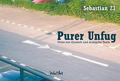 9783942454032: Purer Unfug