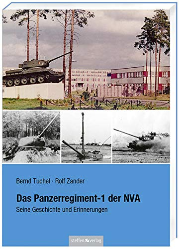 9783942477987: Das Panzerregiment-1 der NVA