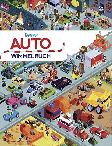 9783942491068: Auto Wimmelbuch (Popular Fiction)