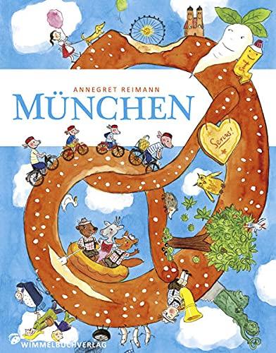 9783942491167: München Wimmelbuch pocket
