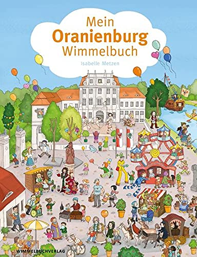 9783942491709: Mein Oranienburg-Wimmelbuch. Pocket edition