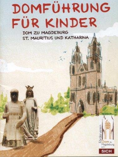 9783942503099: Domführung für Kinder - Dom zu Magdeburg St. Mauritius und Katharina