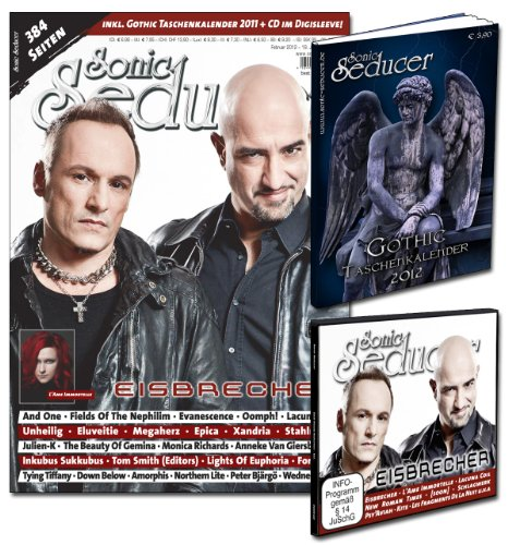 9783942515184: Sonic Seducer 02/2012: + Gothic Taschenkalender 2012 + Cold Hands Seduction-CD im Digisleeve