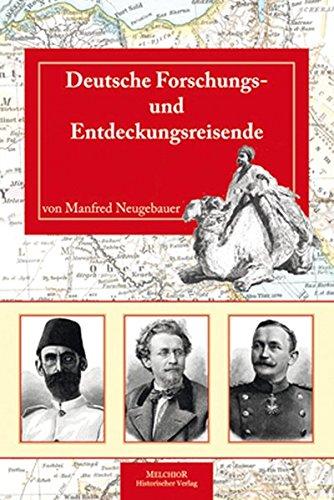 9783942562539: Deutsche Forschungs- und Entdeckungsreisende