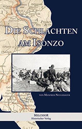 9783942562966: Die Schlachten am Isonzo