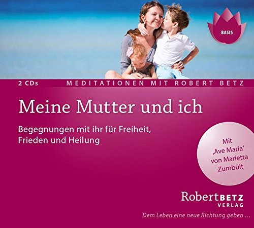9783942581622: Meine Mutter und ich - Meditations-Doppel-CD