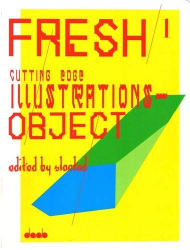 9783942597067: FRESH 1: Cutting Edge Illustrations in 3D