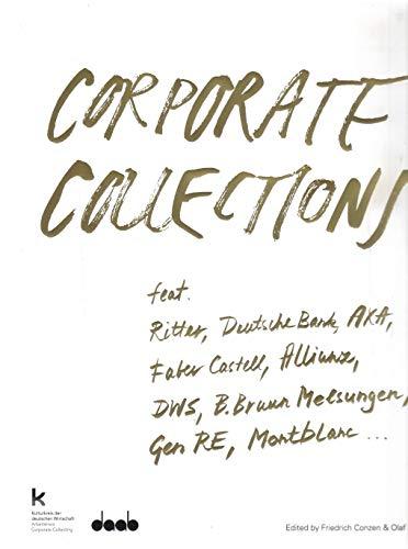 CORPORATE COLLECTIONS: Friedrich Conzen