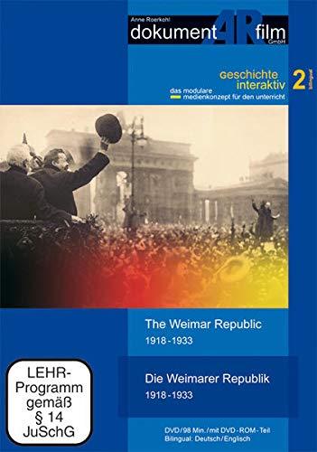 9783942618007: Die Weimarer Republik 1918-1933