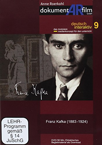 9783942618151: Franz Kafka (1883-1924), 1 DVD
