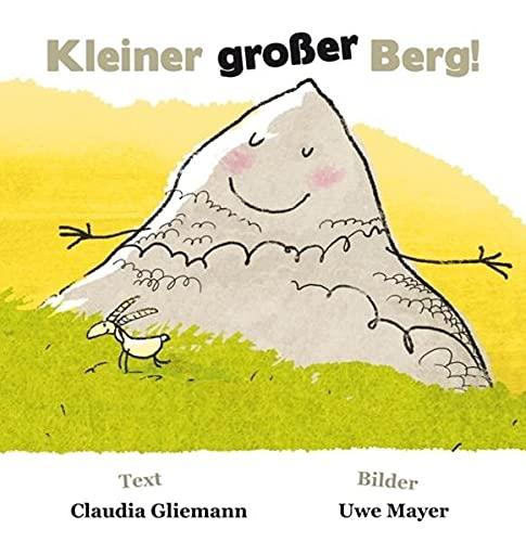 9783942640008: Kleiner gro�er Berg!