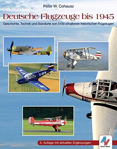 9783942645126: Deutsche Flugzeuge bis 1945