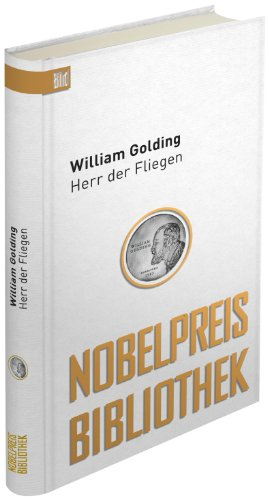 Herr der Fliegen. Bild Nobelpreis Bibliothek: Golding, William