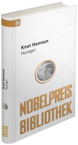 Hunger: Bild Nobelpreis Bibliothek: Hamsun, Knut
