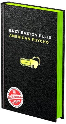 9783942656412: American Psycho, BILD Skandal Edition