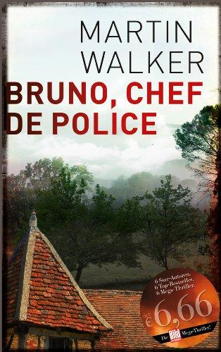 9783942656535: Bruno, Chef de Police