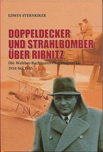 9783942673358: Sternkiker, E: Doppeldecker und Strahlbomber �ber Ribnitz