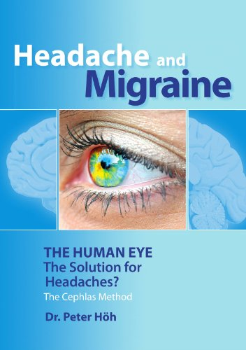 9783942681032: Headache and Migraine THE HUMAN EYE The Solution for Headaches?: The Cephlas Method