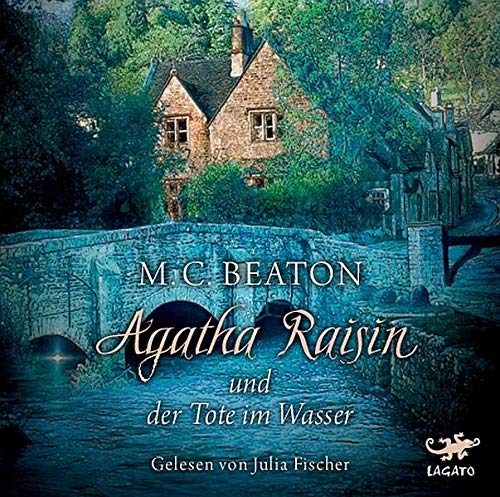 9783942748810: Agatha Raisin und die Tote im Wasser
