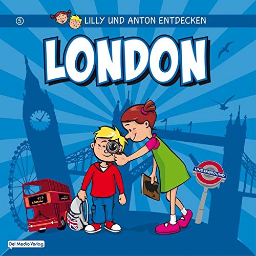 9783942753036: Lilly & Anton entdecken London