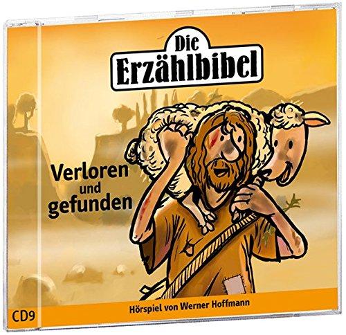 9783942781077: Die Erzählbibel 9 - Verloren und gefunden, Audio-CD