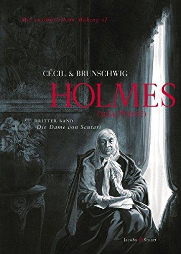 Holmes (1854/ gest.1891?) - Die Dame von: Cecil / Brunschwig,