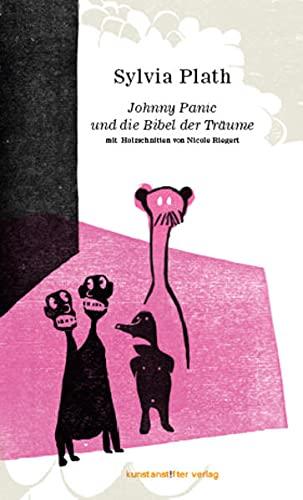 9783942795036: Johnny Panic und die Bibel der Träume: mit Holzschnitten von Nicole Riegert