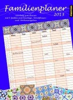 9783942804257: Familienplaner 2013
