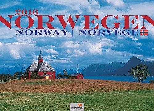 9783942804950: Norwegen Kalender 2106