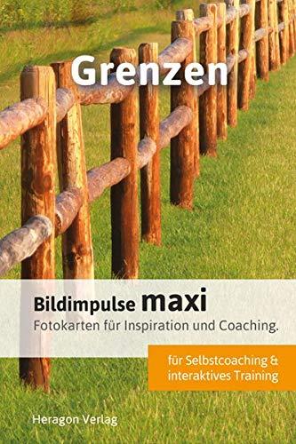 9783942805605: Bildimpulse maxi: Grenzen: Fotokarten für Inspiration und Coaching