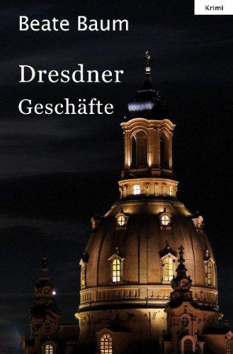 9783942829106: Dresdner Geschäfte
