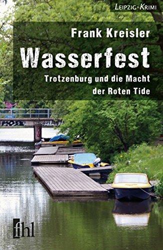 9783942829274: Wasserfest: Trotzenburg und die Macht der Roten Tide